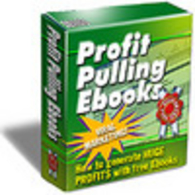 Product picture Profit Pulling Ebooks With MRR - Download eBooks
